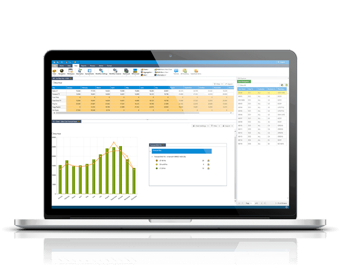 Demand Planning & Supply Chain Management Software Solutions