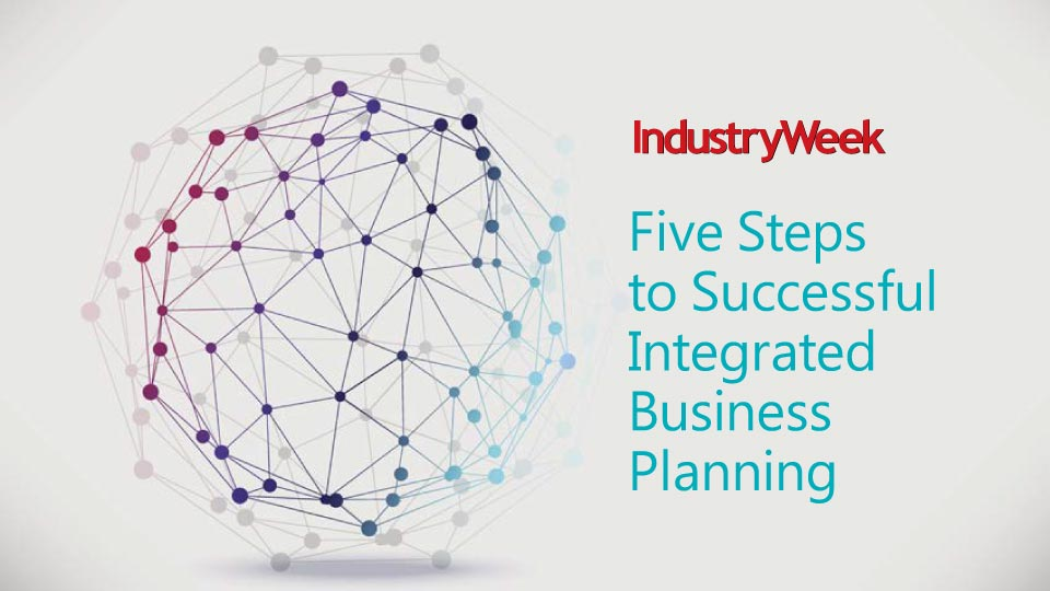 Five Steps to Successful IBP | Demand Solutions